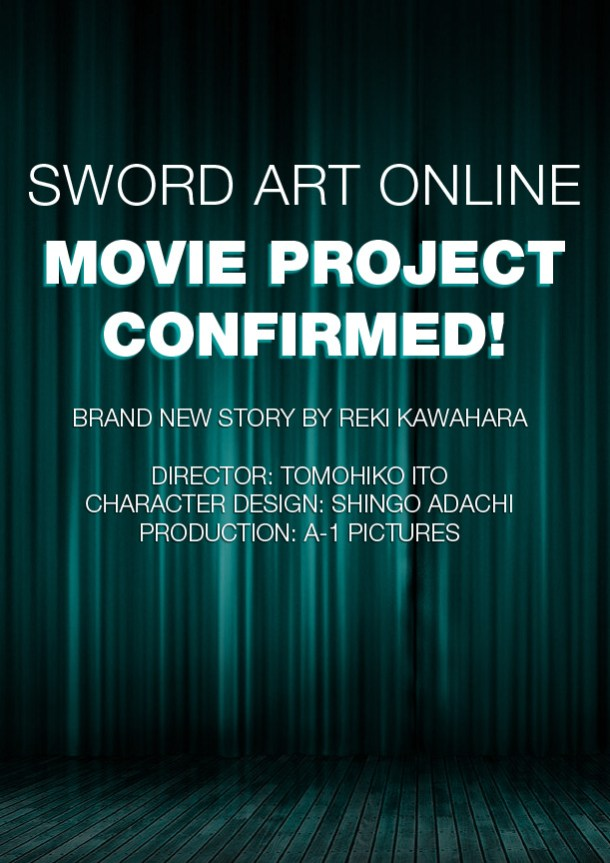 Sword Art Online Movie Project