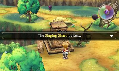 The Legend of Legacy | Singing Shard
