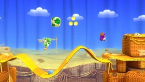 Woolly World | Bouncing Yarnscape