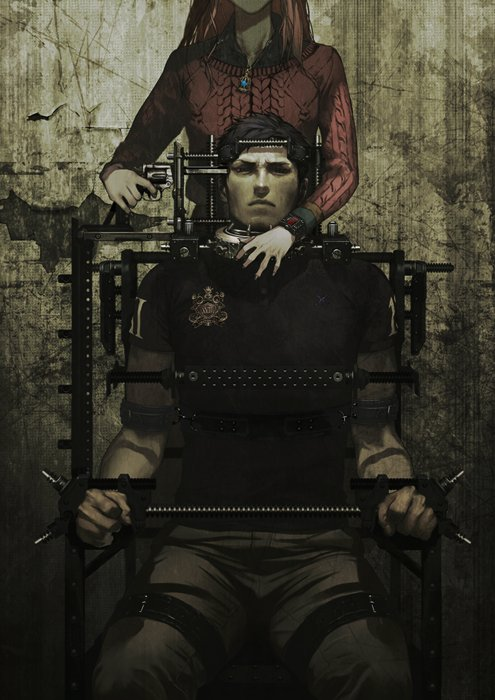 Zero Time Dilemma First Promo Art | Justin's Most Anticipated Titles of 2016