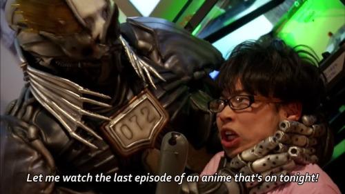 Kamen Rider Drive - Nerd