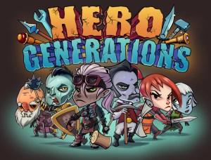 Hero Generations | oprainfall