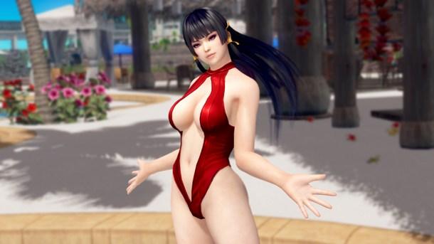 Koei Tecmo Dead or Alive Xtreme 3 | Nyotengu shrug