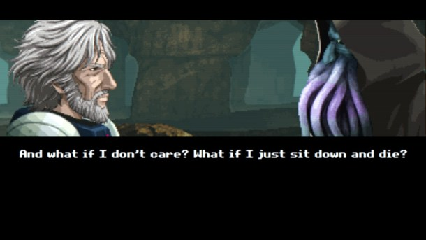 Exile's End   Cutscene Dialogue