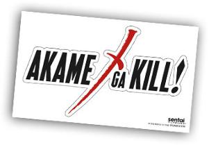 Akame ga Kill! - Stickers and Tattoos