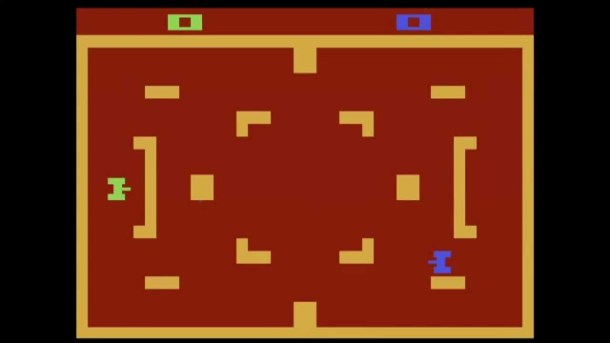 Atari 2600 | Combat