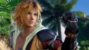 Dissidia Final Fantasy Arcade - Tidus