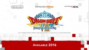 Dragon Quest VIII: Journey of the Cursed King | oprainfall