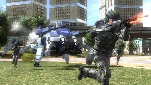 Earth Defense Force 4.1 | Header