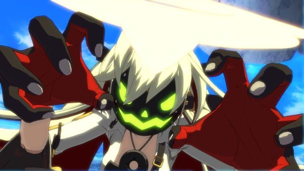 Guilty Gear Xrd Revelator Jack-o