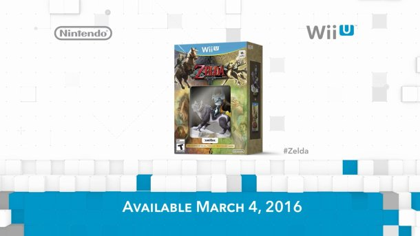Twilight Princess HD Bundle - Nintendo Direct | oprainfall