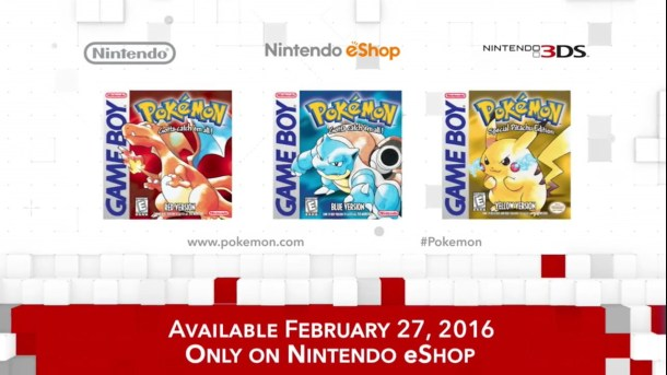 Nintendo Direct - 3DS Pokémon Re-release