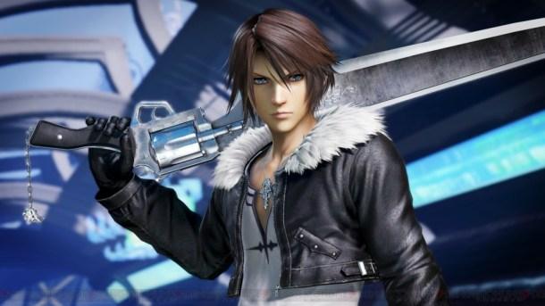 Dissidia Final Fantasy | Squall