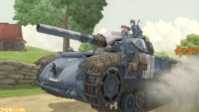 Valkyria Chronicles Remastered 4