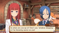 Summon Night 5 | Arca and Torque