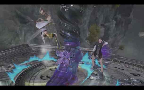 Super Smash Bros. | Bayonetta Move and Stage