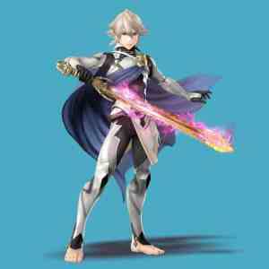 Male Corrin from Fire Emblem Fate - Super Smash Bros. for Wii U and 3DS