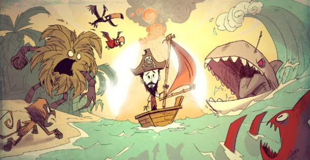 Don't Starve: Shipwrecked | oprainfall