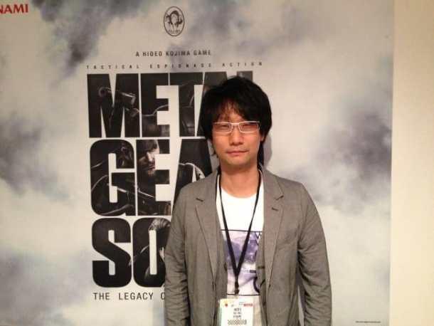 Hideo Kojima | Metal Gear Legacy