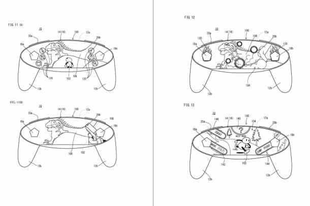 Nintendo Patent Image 2 - Screen Controller - Nintendo NX?