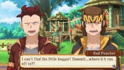 Summon Night 5 | Poacher Pair