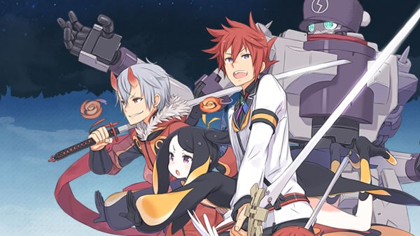 Summon Night 5 | cast
