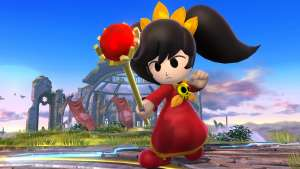 Ashley - Super Smash Bros. for Wii U and 3DS