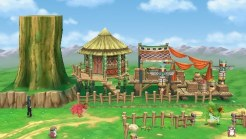 Summon Night 5 | Farm Battle Map