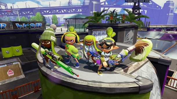 Splatoon | oprainfall Gaming Awards: Best Multiplayer Experience of 2015