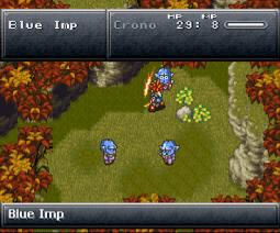 Chrono Trigger | Imp battle