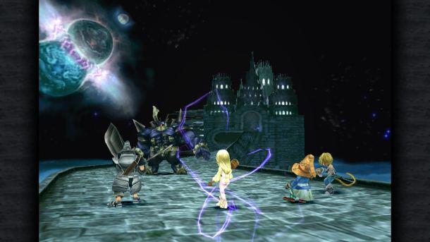 Final Fantasy IX Dagger Trance