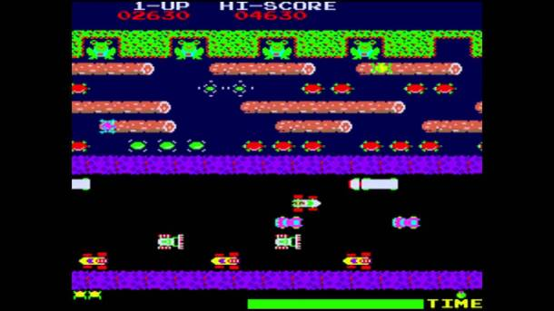 Frogger | Retro Wrap-Up