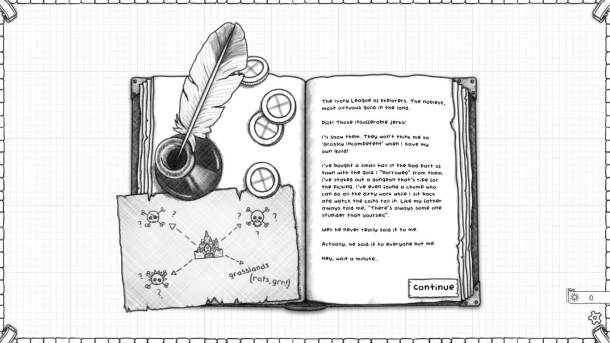 Guild of Dungeoneering | Story