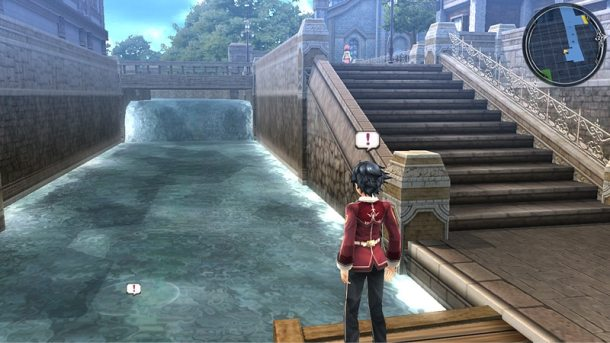 Trails of Cold Steel | Fishing