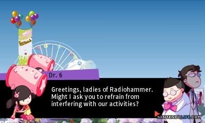 RadioHammer | Story Screen