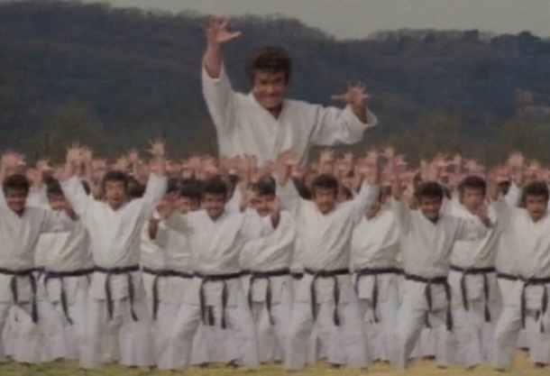 Segata Sanshiro | The Segata Army