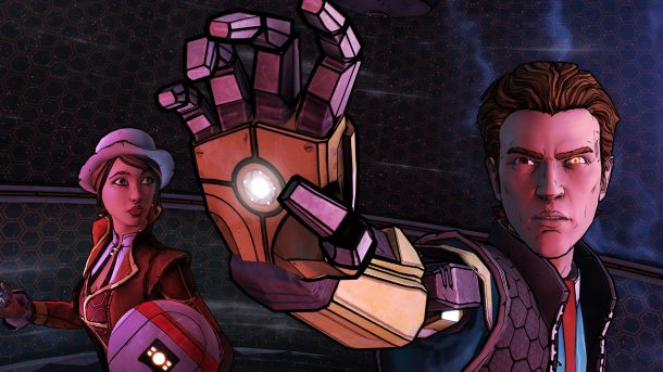 Tales from the borderlands | Rhys