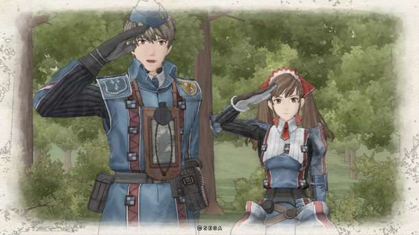 Valkyria Chronicles Remastered | Header
