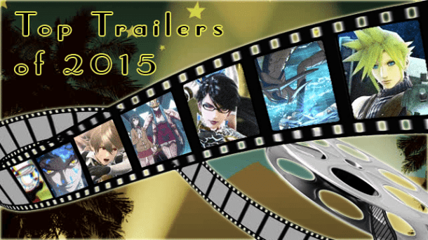 Top Five Game Trailers