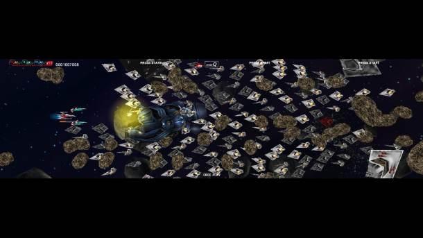 Dariusburst | The Swarm