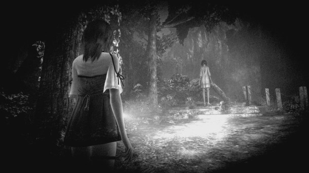 Fatal Frame: Maiden of Black Water - Black & White