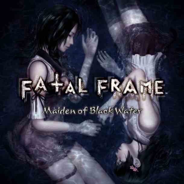 Fatal Frame: Maiden of Black Water - Cover