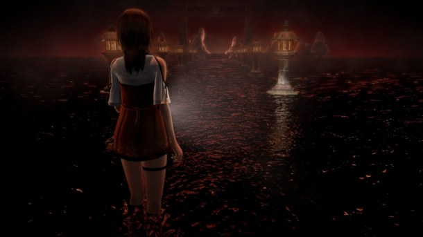 Fatal Frame: Maiden of Black Water - Water