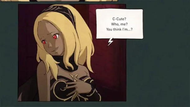 Gravity Rush Remastered | Kat is cute
