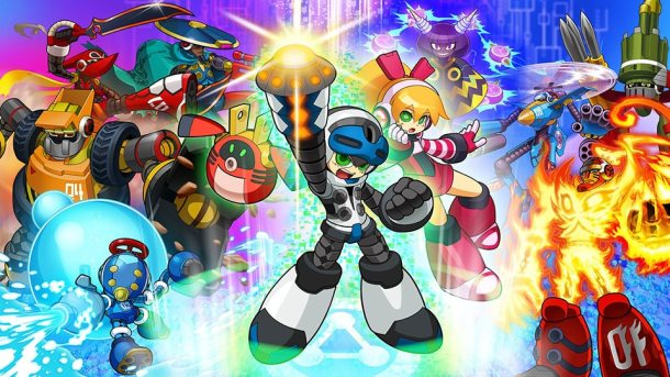 Mighty no. 9 | Cover