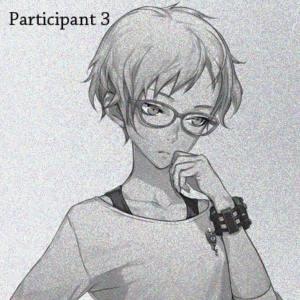Zero Escape 3 | Participant #3