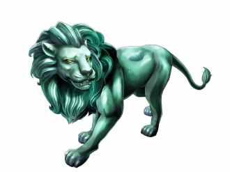 Attacker Type - Bronze Leo