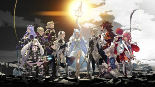 2016 Oprainfall Awards | Fire Emblem Fates