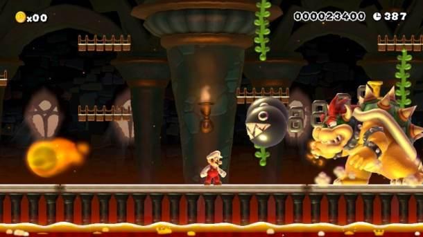 Making It Rainfall   Super Mario X2