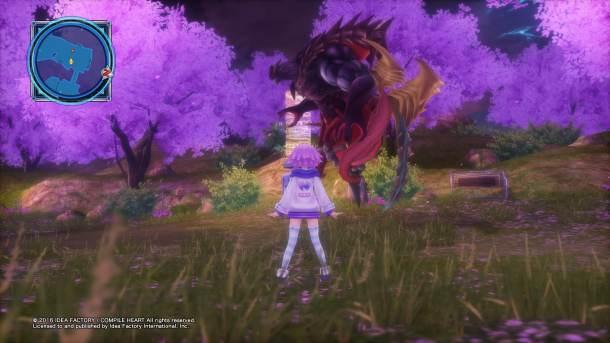 Megadimension Neptunia VII   Monster